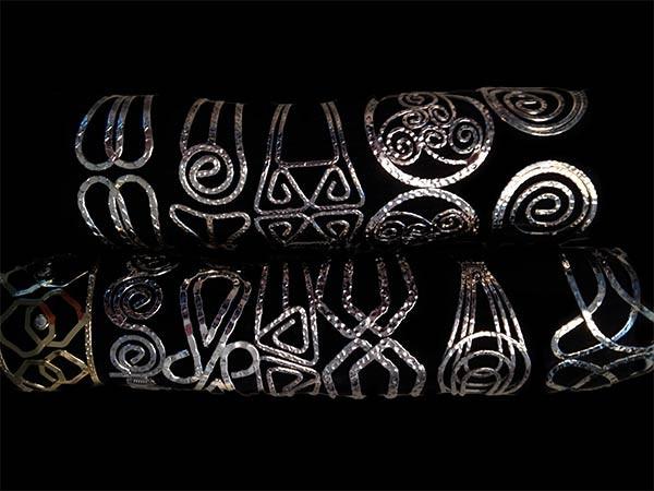 Hinged Bracelet Assortment