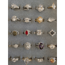 36 piece ring tray